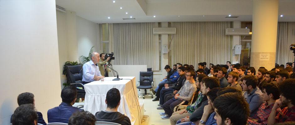 Prof. Dr. Ahmet Şimşirgil ile Tarih Sohbetleri