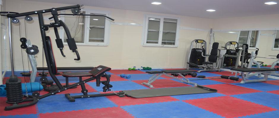 Yurdumuzda Profesyonel Spor Aletleriyle Fitness
