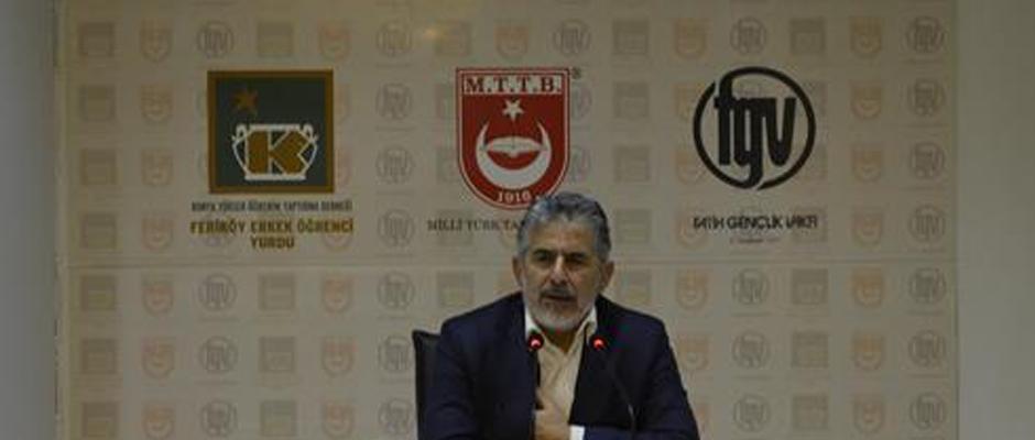 Medya Derneği Başkanı Gazeteci-Yazar Ekrem Kızıltaş bizlerleydi.