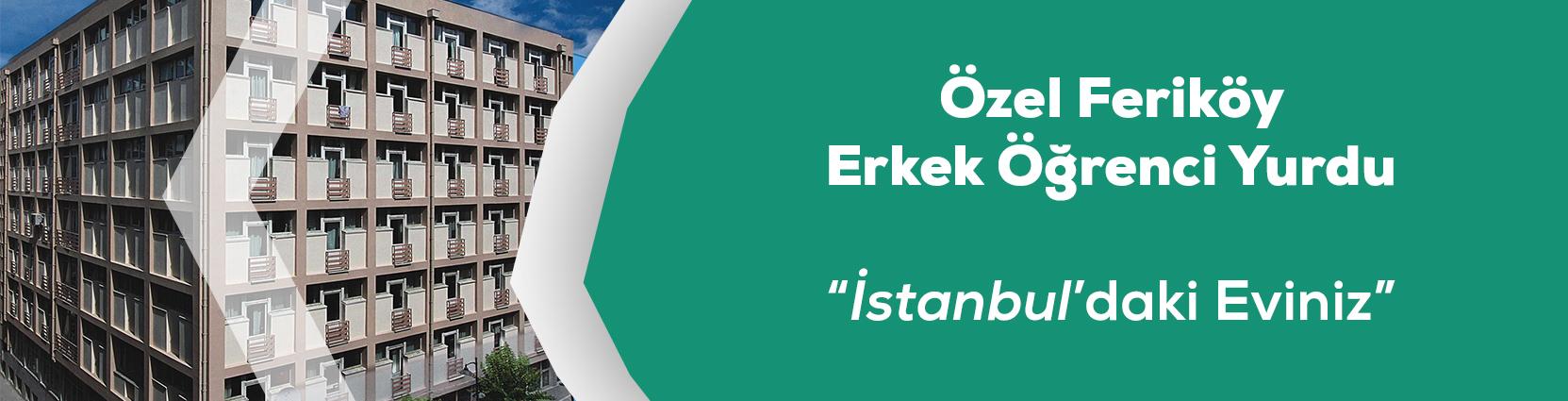 istanbul erkek öğrenci yurdu